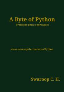 A Byte of Python - Português Brasileiro